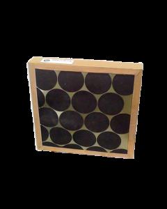 Filtro Carvão Ativado P/Caixa de Filtragem