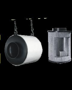 Filtro Carvão HP Ø125mm/250m3