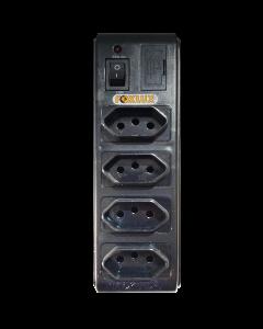 Filtro linha Foxlux Bivolt c/4 saídas