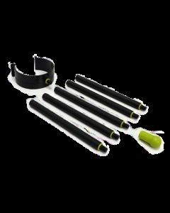 MediPro - Mede a distância ideal entre a lâmpada e o topo das plantas para evitar queimaduras nas folhas e aumentar a produtividade